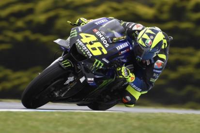 """""""Andere sind schneller"""": Rossi mit viel Abstimmungsarbeit in Australien"""