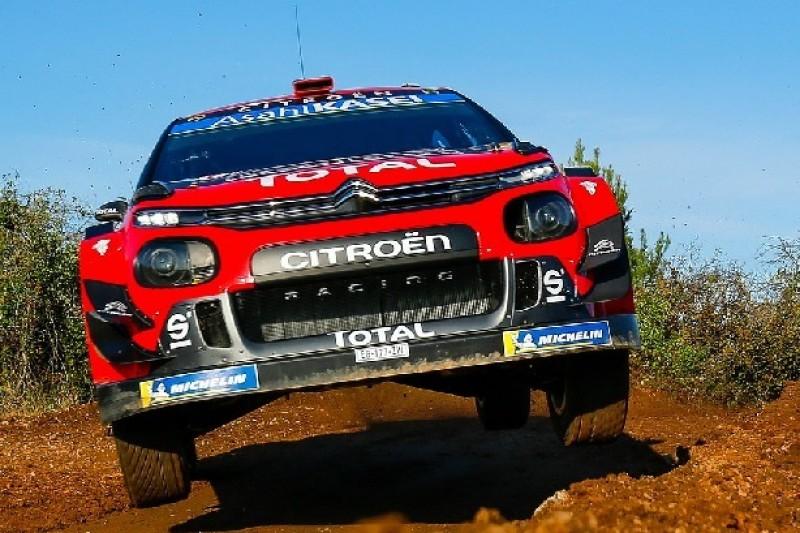 WRC Rallye Spanien 2019: Defekt wirft Sebastien Ogier weit zurück