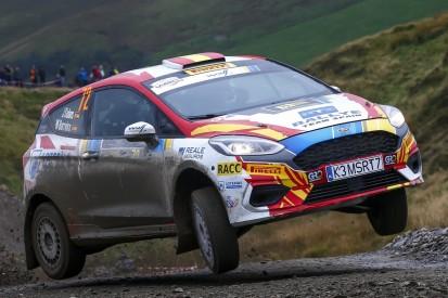 Junior-WM-Finale der WRC 2020 bei der Rallye Deutschland