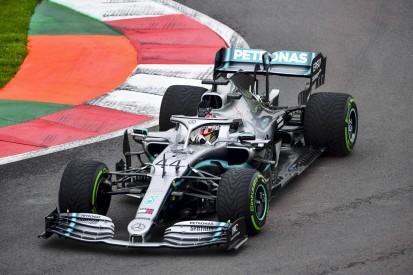 Formel 1 Mexiko 2019: Hamilton Schnellster, Ferrari stark