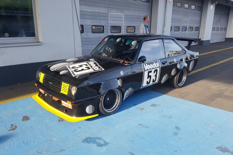Letzte VLN-Runde für Andreas Schall mit Escort RS2000 und DTM-Astra