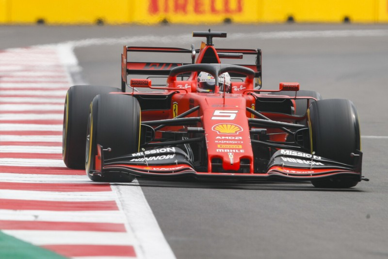 Formel 1 Mexiko 2019: Sebastian Vettel hängt Mercedes ab