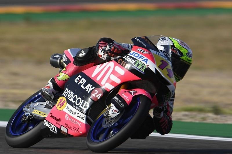 Moto3 Australien 2019: Arbolino führt windige Morgensession an