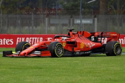 """Vettel das Maß aller Dinge am Mexiko-Freitag: """"Habe nur Rasen gemäht"""""""