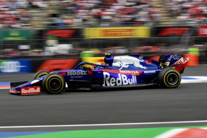 Toro Rosso zweimal in den Top 10: Starker Auftritt im Training