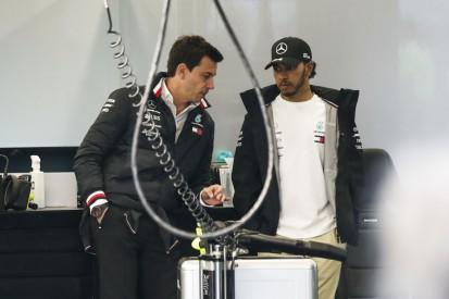 Toto Wolff: Mercedes-Formkurve liegt nicht an Lewis Hamilton