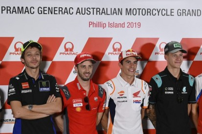 """""""Wind nicht konstant"""": MotoGP-Piloten erklären Qualifying-Absage am Samstag"""