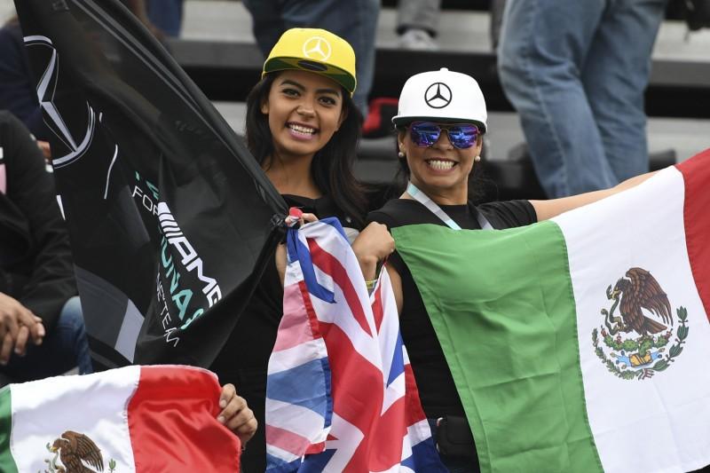 Dank Netflix-Serie: Mehr weibliche Fans beim Mexiko-Grand-Prix