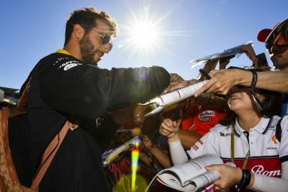 """Ricciardo über Renault-Wechsel: """"Veränderung hat gutgetan"""""""