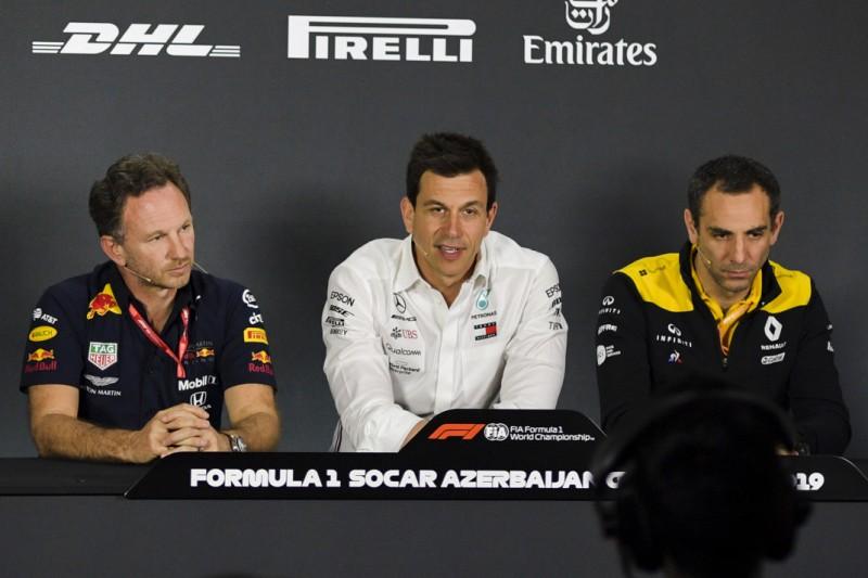 Macht der Teams bröckelt: Formel 1 will Strategiegruppe abschaffen
