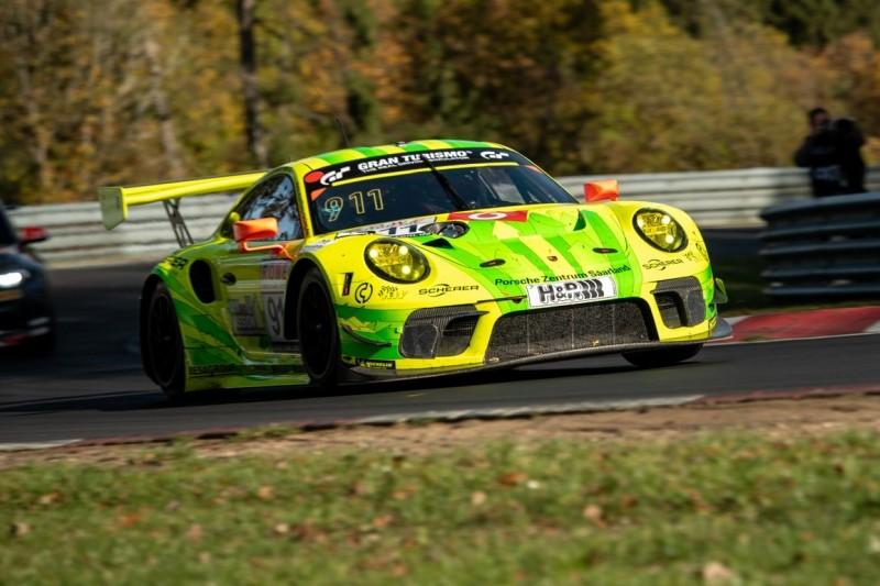 """""""Grello""""-Unfall in letzter Runde: Manthey-Porsche hatte Strafe!"""