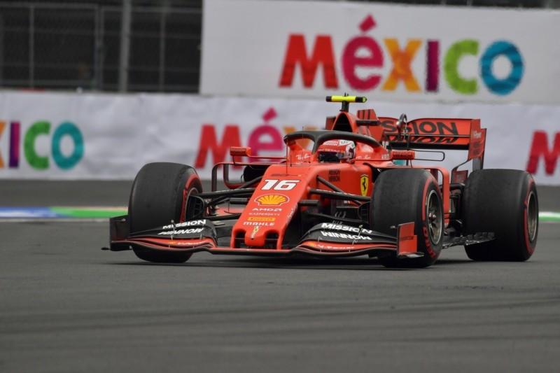 """Formel 1 Mexiko 2019: Ferrari auf den Geraden """"ballistisch"""" schnell"""