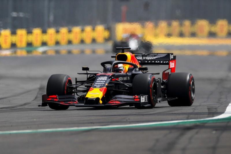 Formel 1 Mexiko 2019: Verstappen-Pole unter Vorbehalt