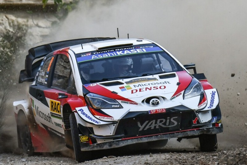 WRC Rallye Spanien 2019: Neuville siegt - Ott Tänak ist Weltmeister