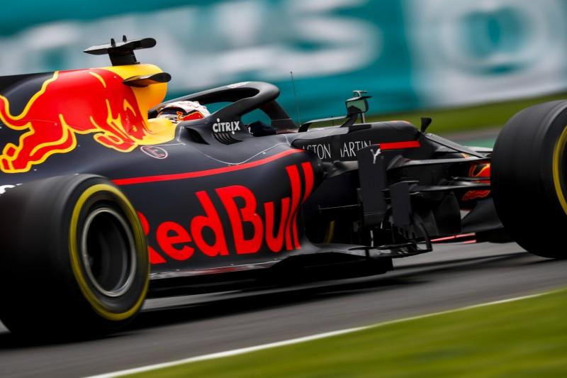 """Max Verstappen: Sektor 1 der Schlüssel zur Mexiko-""""Pole"""""""
