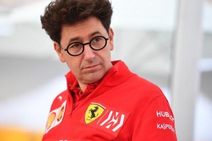 Ferrari-Power: Teamchef Binotto würde Protest begrüßen