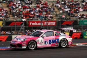 Porsche Supercup Mexiko: Meister Ammermüller gewinnt Finale
