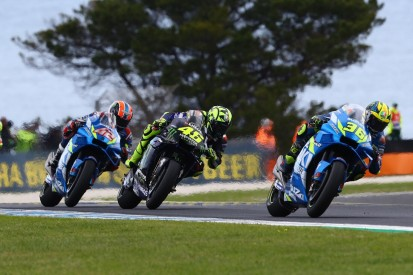 Bestes MotoGP-Ergebnis für Joan Mir: Fünfter in Australien