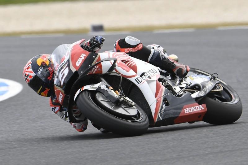 Deutlich schneller als Lorenzo: Zarco meistert Honda-Debüt in Australien