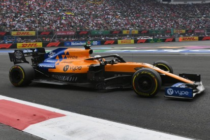 """""""Passiert einmal im Jahr"""": McLaren bei Mexiko-Pleite mit Glück im Unglück"""