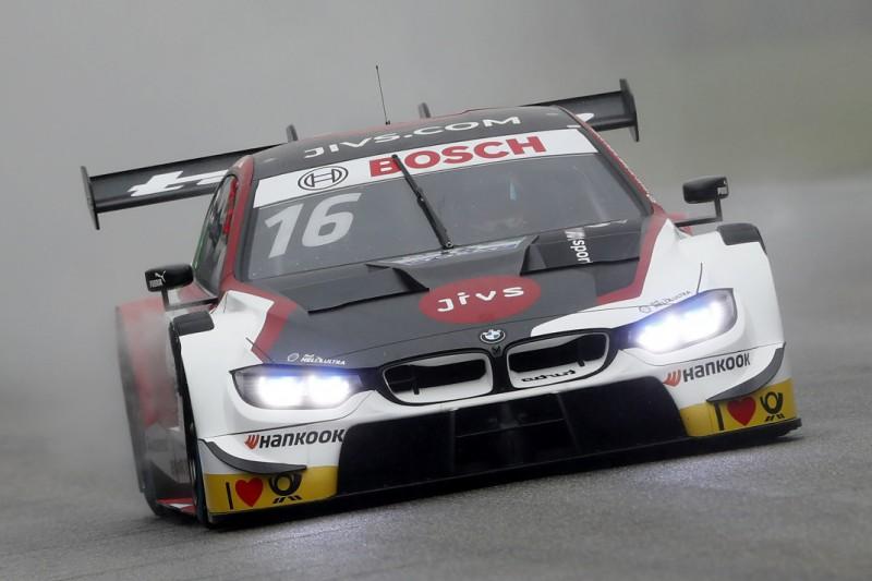 Timo Glock plant, auch 2020 für BMW in der DTM zu starten