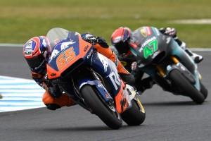 Deutsche Moto2-Rookies Öttl und Tulovic hadern mit Australien