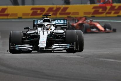 48 Runden auf einem Reifensatz: Selbst Mercedes hatte Zweifel
