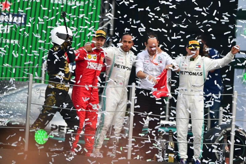 "Sebastian Vettel: Kein Selfie mit dem ""Mexiko-Stig"""