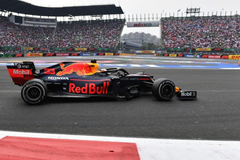 Christian Horner: Red Bull in Mexiko das schnellste Rennauto