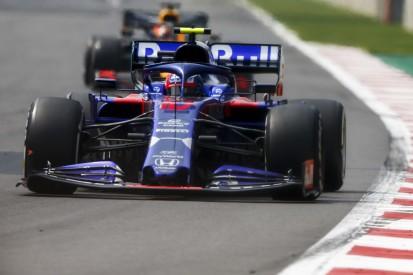 Pierre Gasly: Höhenlage lässt Toro Rosso besser aussehen