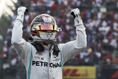 """Lewis Hamilton: """"Ich wollte 'Bono' stolz machen"""""""