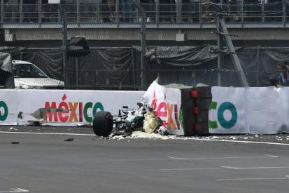 Nach Bottas-Unfall: FIA will Tecpro-Barriere überprüfen