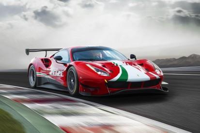 Ferrari präsentiert Update des 488 GT3 für die Saison 2020