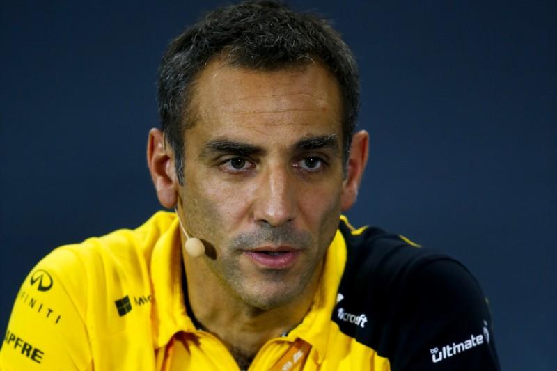 Renault: Müssen mit diesen chaotischen Wochenenden aufhören!