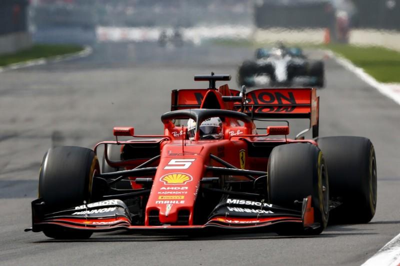 Mattia Binotto: Einstoppstrategie war nicht Vettels Entscheidung