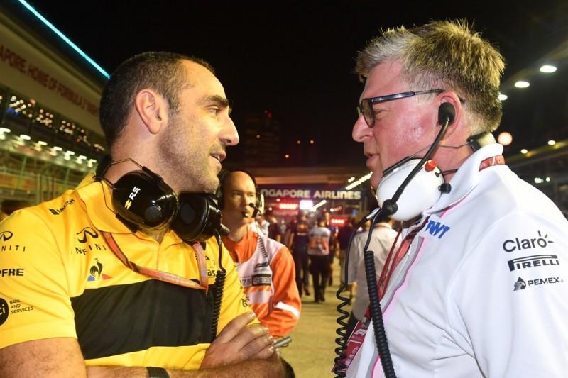 """""""Wilder Westen"""": Renault befürchtet Chaos nach Racing-Point-Protest"""