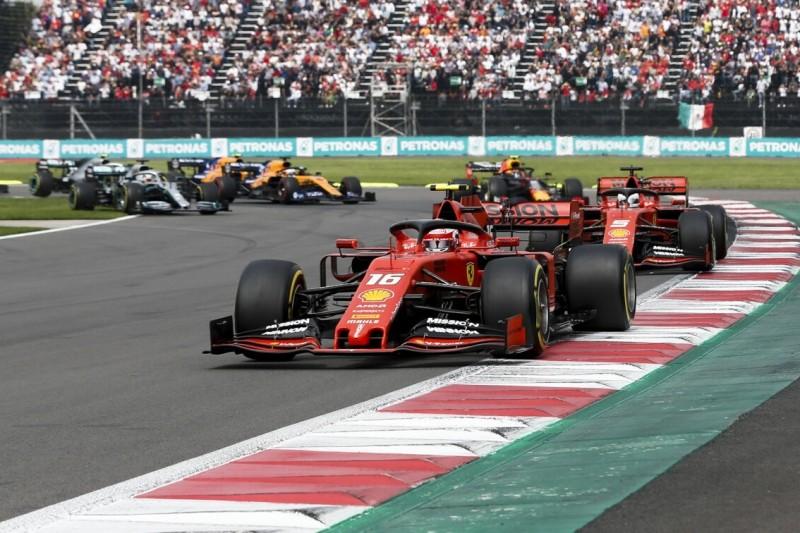 Ross Brawn: Mexiko-GP ein Warnsignal für die Formel 1