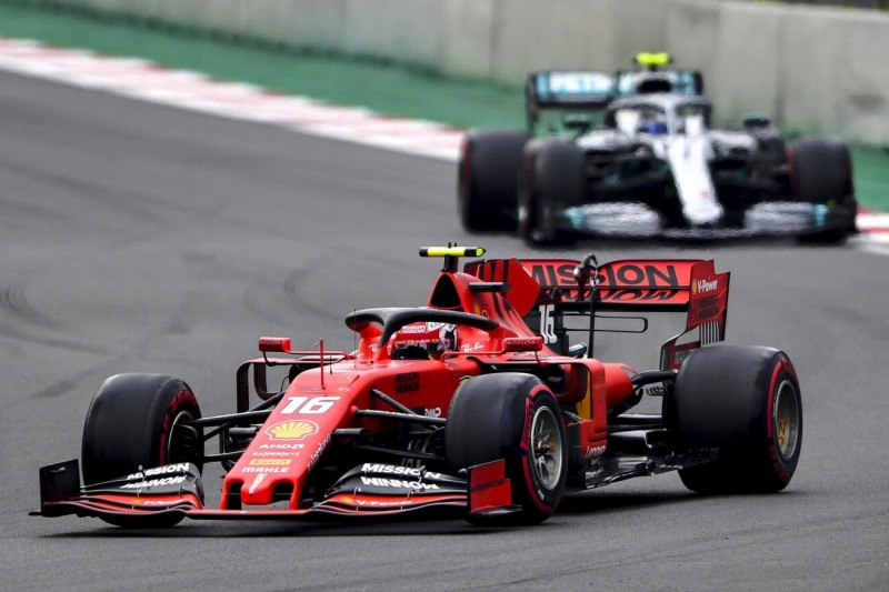 "Trotz Mercedes-Sieg: Deshalb macht Mexiko Ferrari ""Mut"""