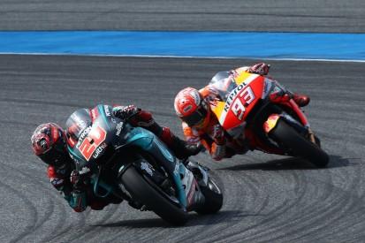 """Quartararo zieht Marquez-Vergleich: """"Mit Yamaha nur eine Linie möglich"""""""