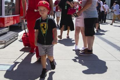 """Räikkönen über Sohn Robin im Kart: """"Es geht um den Spaß"""""""