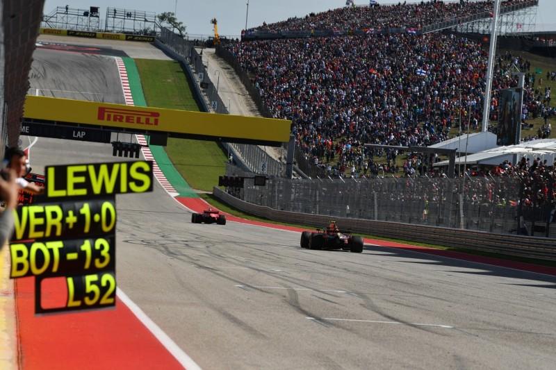 TV-Übertragung F1 USA: Übersicht, Zeitplan & Live-Streams