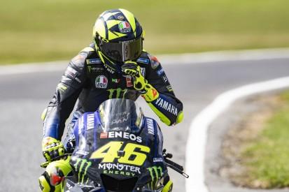 """MotoGP-Star Valentino Rossi versichert: """"Werde nächstes Jahr fahren"""""""