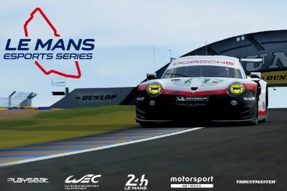 Le Mans eSports Serie: Mit frischem Wind in die zweite Saison