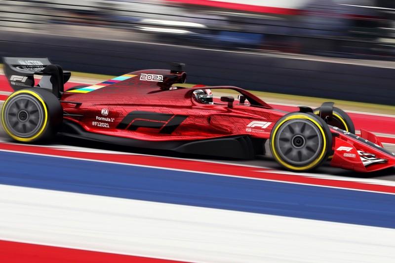 Formel-1-Regeln 2021: Neue Autos 3,5 Sekunden langsamer?