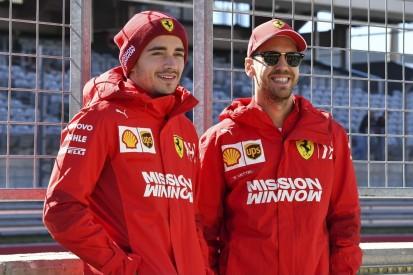 Vettel über verlorene Quali-Duelle: Kann nachts noch schlafen
