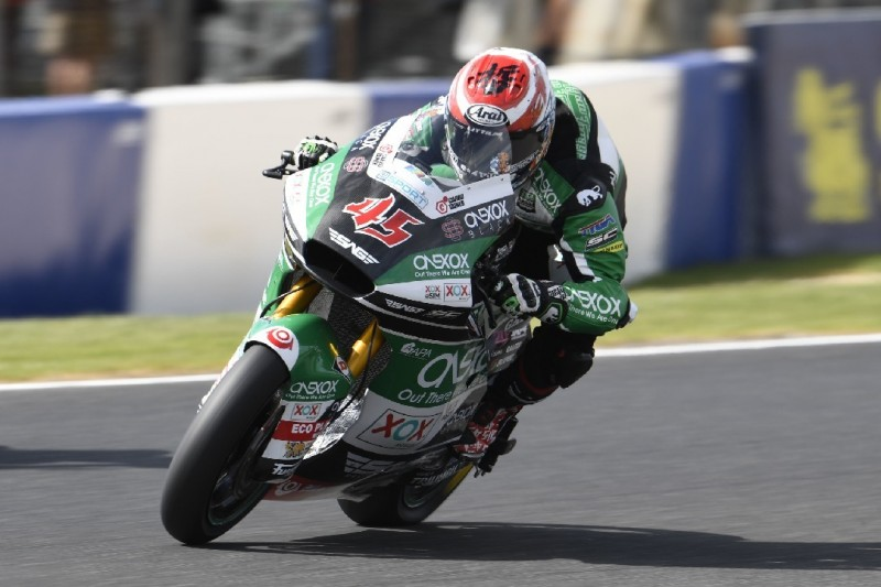 Moto2 in Sepang 2019: Nagashima führt FT1 vor Binder und Marquez an