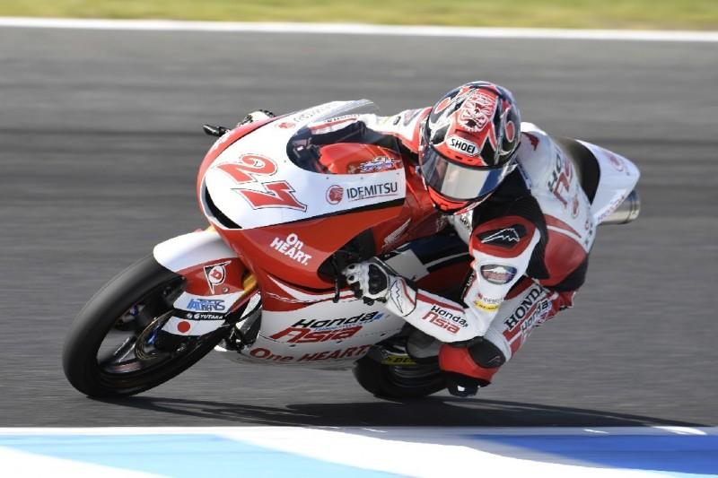 Moto3 in Sepang 2019: Toba beendet Trainingsfreitag an der Spitze