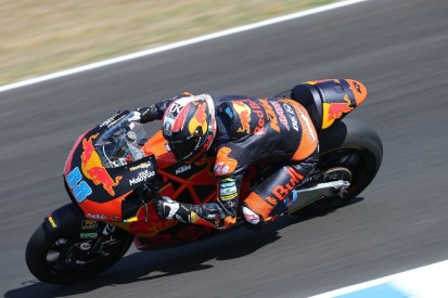 Moto2 in Sepang 2019: KTM-Pilot Martin Trainingsschnellster am Freitag
