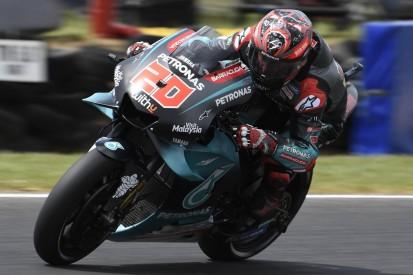 MotoGP in Sepang 2019: Quartararo mit Rekordzeit am Freitag klar vorn