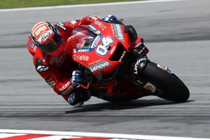 "Dovizioso sprengt Yamaha-Phalanx im Training: ""Besser als erwartet"""
